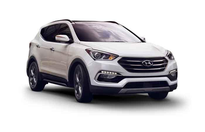 Hyundai Santa Fe Promotions
