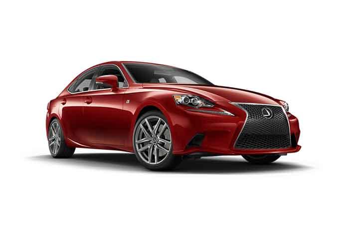 2016 Lexus Is F Sport Lease Deals