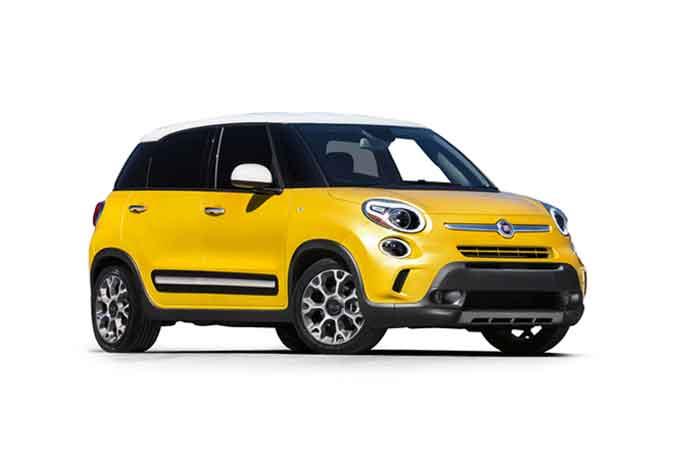 Fiat 500l leasing deals
